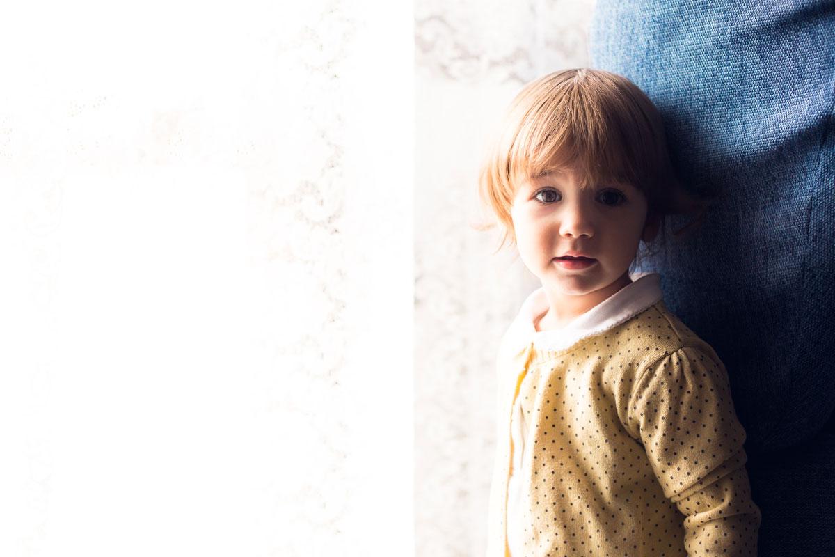 Servizio fotografico al tuo bambino a Padova